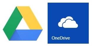 Google Drive vs  Microsoft's OneDrive – Tech Galavant