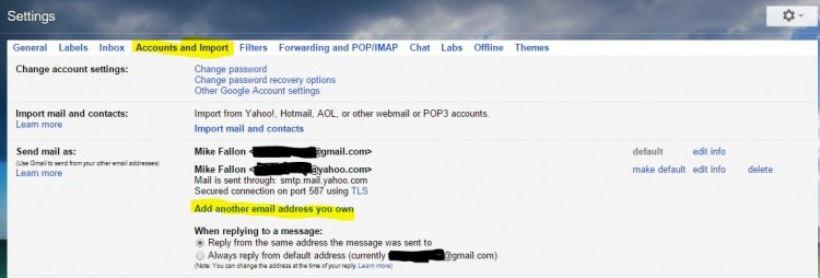How To Access Yahoo Mail Using Gmail How to Forward Yahoo